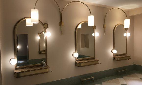 Rénovation d'un Salon de coiffure à Paris