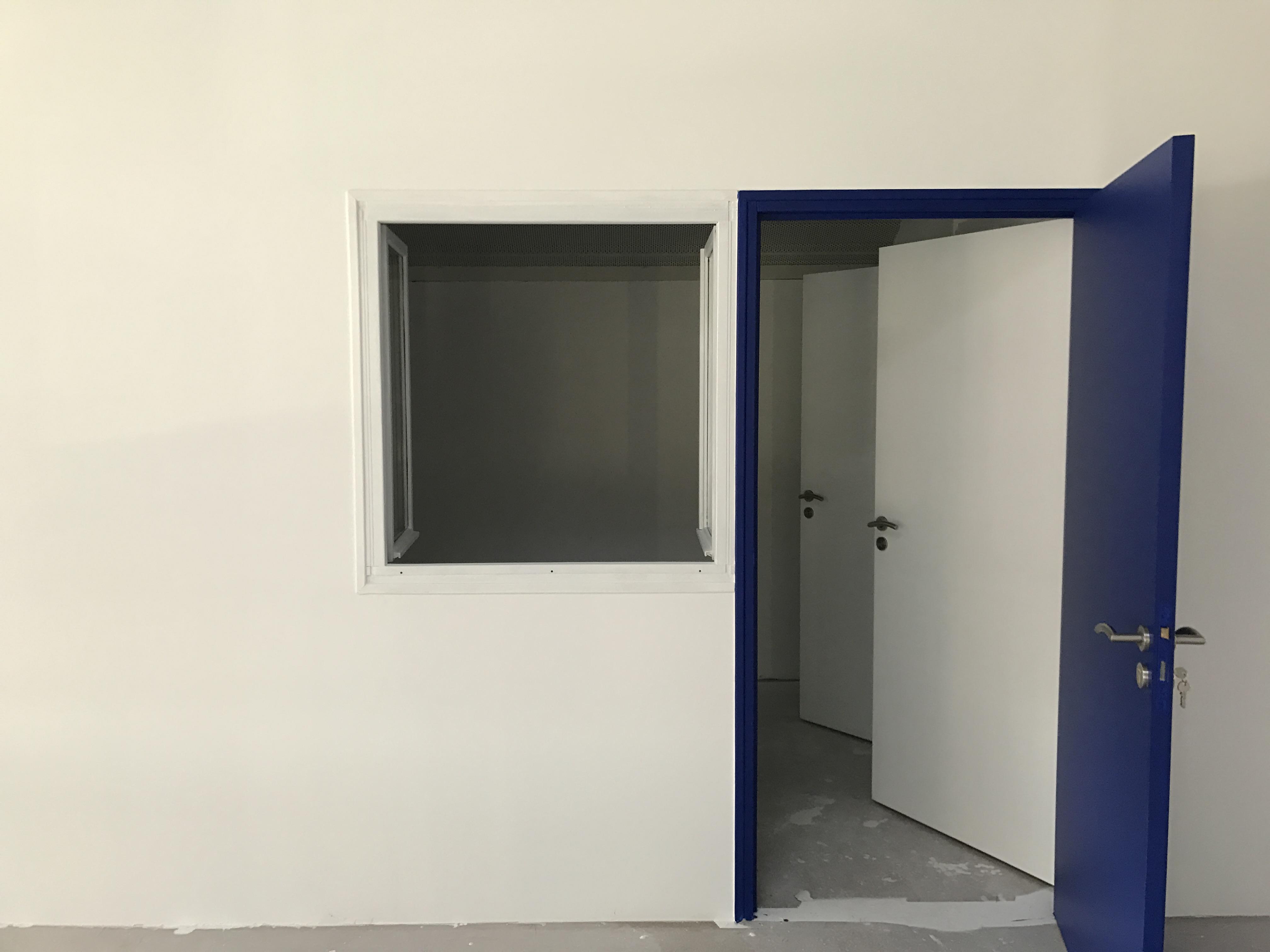 Rénovation d'un local commercial (Saint-Nazaire)